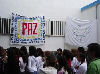 Actividades. Día de La Paz