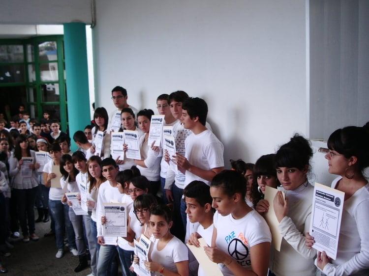 Actividades. Día de La Paz2