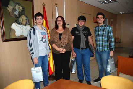 1 estudiante palmero en convocatoria Nacional Premio Bachillerato.
