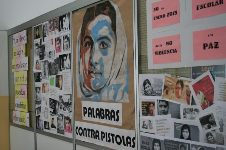 Día Escolar No Violencia y La Paz