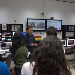 FNATICS EN EL OBSERVATORIO ASTROFÍSICO ROQUE DE LOS MUCHACHOS
