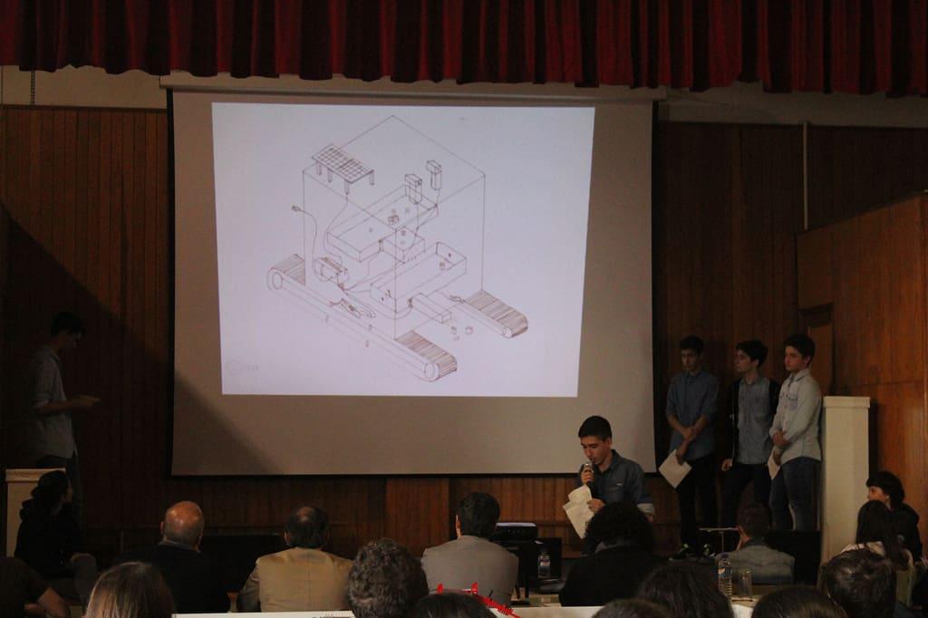 Presentación Phanterbots